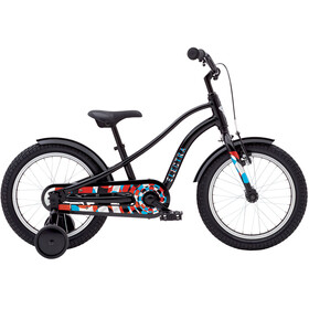 "Electra Sprocket 1 Boys 16"" ninja black"